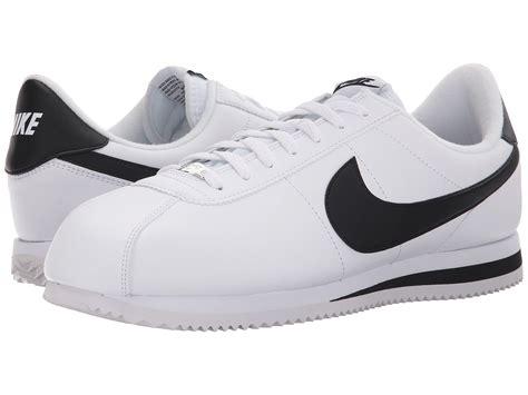 Nike Cortes For 3 all white leather nike cortez nike sportswear blazer
