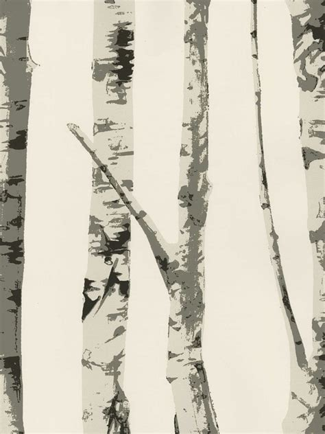 black and white tree wallpaper once upon a time decor bw s