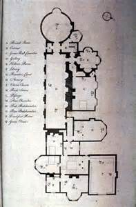 House Plan Additions file strawberry hill plan jpg wikimedia commons