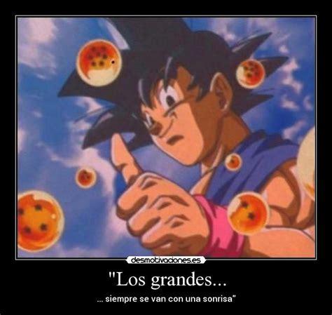 imagenes goku triste motivaciones y motivaciones dragon ball taringa