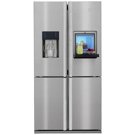 frigoriferi 4 porte frigorifero 4 porte nofrost gne134631x beko