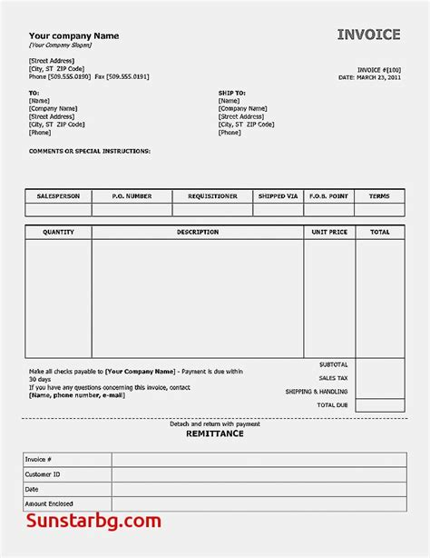 therapy receipt template invoice template for therapy invoice template beautiful
