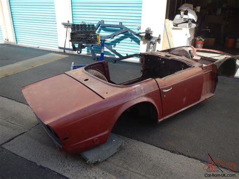 renovated cers renovated cers for sale triumph tr6 1972 renovation project