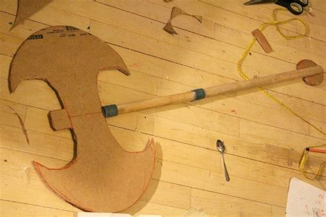 How To Make A Axe Out Of Paper - best self defense weapons the best diy self defense