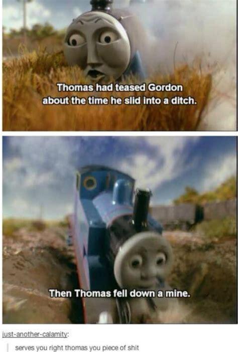 Thomas The Tank Engine Face Meme - image 743690 thomas the tank engine know your meme