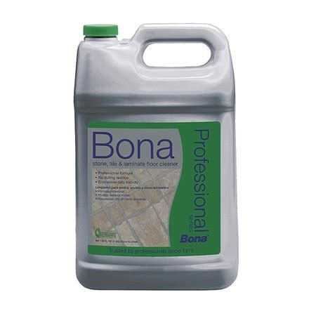 1 gallon bottle floor cleaner bona tile laminate floor cleaner fresh scent 1