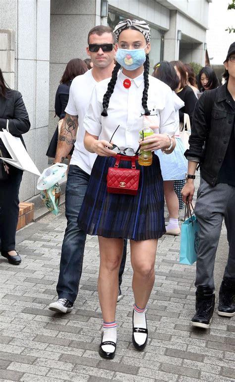Korean Fashion Impress Bag Broken White Tas Fashion Ko Grosir 1 katy perry wears school and mask as