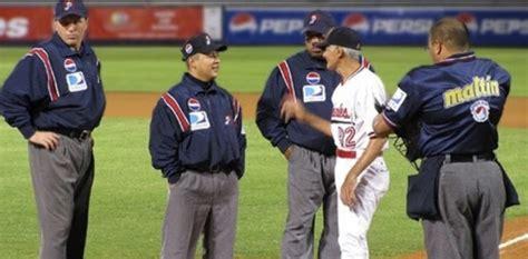 imagenes de venezuela beisbol b 233 isbol venezolano se queda sin 225 rbitros extranjeros por