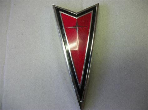 pontiac emblem for sale find brand new pontiac front grille emblem for the 1979 f