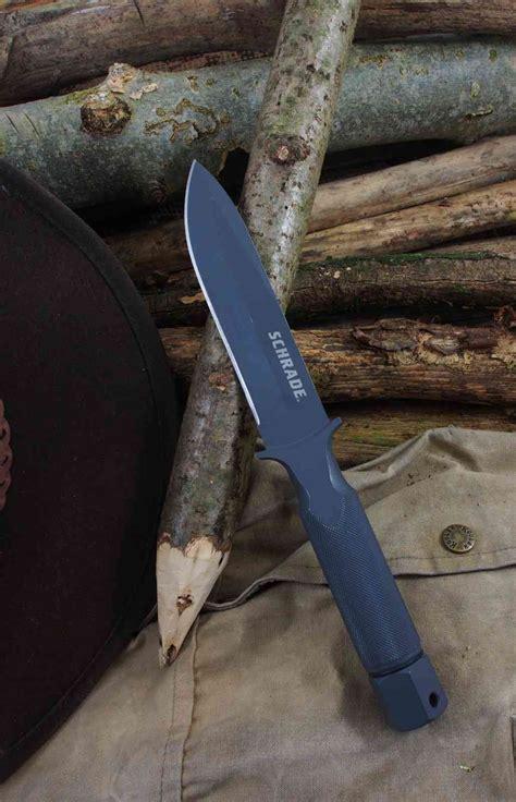 schrade schf1sm schrade survival knife schf1sm bj 246 rn eickhoff