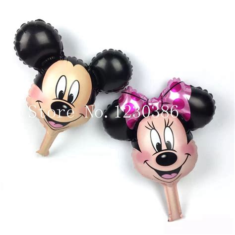 Balon Foil Baby Mini Boy aliexpress buy mini minnie mickey balloon