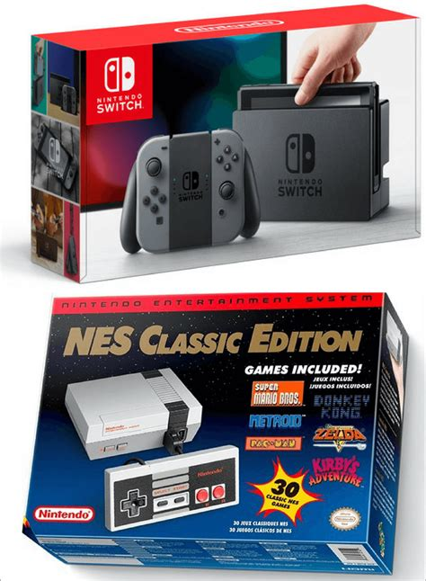 Sweepstakes Nintendo Switch - win a nes classic edition nintendo switch freebie mom