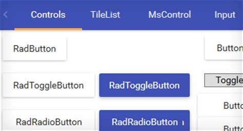 material design themes xaml telerik wpf controls ui for wpf components suite