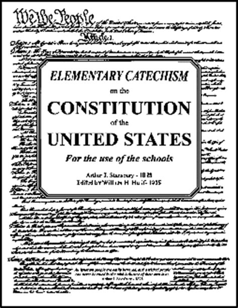 a catechism of the constitution of the united states of america classic reprint books read my mind america founding documents