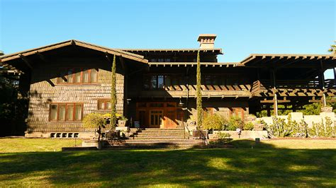 gamble house back to the future top 10 totally awesome 80s movie locations in los angeles discover los angeles