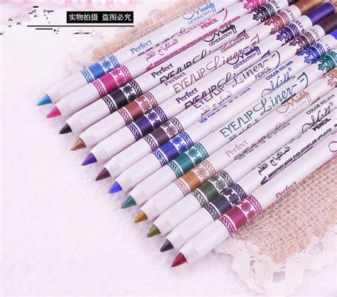 Harga Pac Eyeliner Pencil m n eye lip liner pencil 12pcs p11013