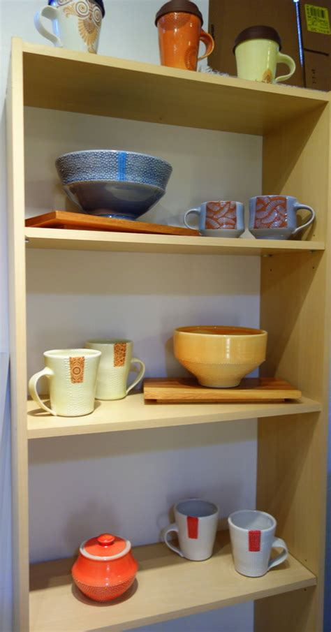 Top Shelf Minneapolis by A Tour Sale At Emily Murphy Pottery
