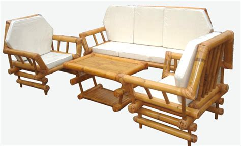 Bamboo Furniture Designs An Interior Design