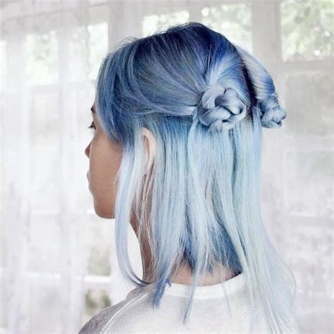 hairstyle dye hair pictures 35 fresh new light blue hair color ideas for trendsetters