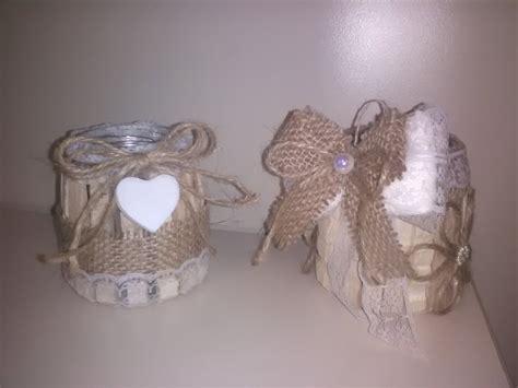 segnaposto candela matrimonio portacandela bomboniera segnaposto con candela e 5
