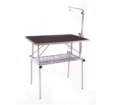 pet grooming table lxwxh 76 5x46 3x76 5 cm dogspot