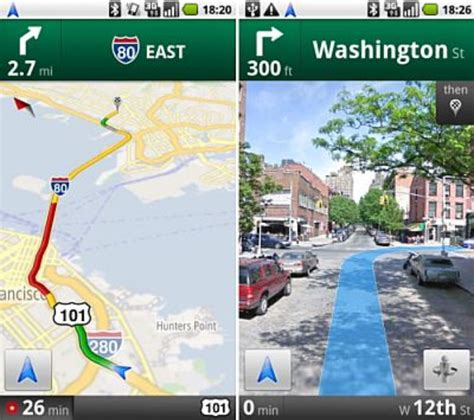 google maps navigation   dedicated gps device     google maps nav