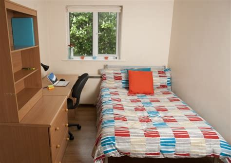 Comfy Bedroom Chair Student Accommodation In Fallowfield Weston Court Pads