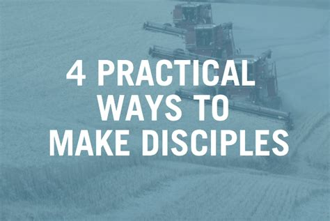 4 Practical Ways To Reach The Of Your Child The Better 4 Practical Ways To Multiply Disciples Part 2 Verge Network