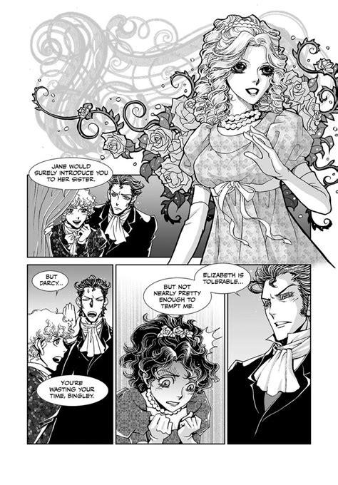 Pride and Prejudice manga | Pride, prejudice, Pride