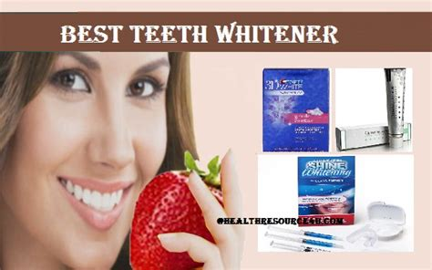 best tooth whitener the 5 best teeth whitener how to choose right one