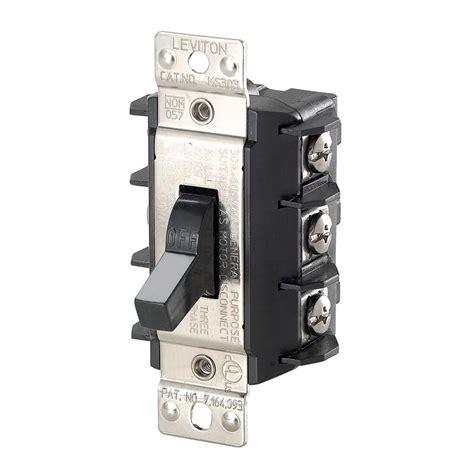 3 phase motor starter switch leviton ms303 ds 30 600 volt three pole three phase