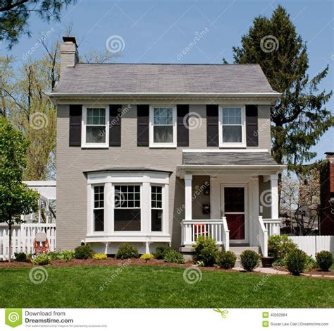 houses painted gray 105 best images about color my world on pinterest