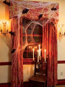 indoor decorating ideas halloween window decorations ideas to spook up your neighbors