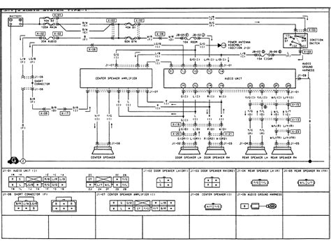 rx8 bose wire diagram 25 wiring diagram images
