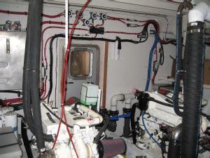 boat engine installation cost the motor yacht sarah elizabeth banks merpower technical