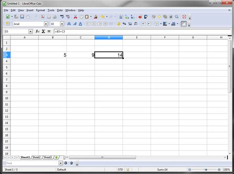 Spreadsheet Software by Free Spreadsheet Software