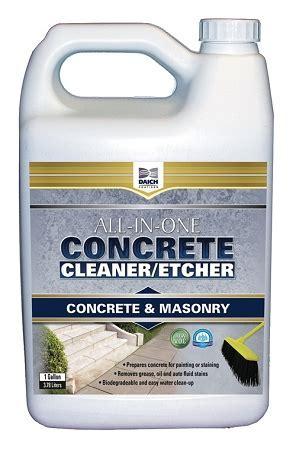 Daich   Concrete Cleaner Etcher
