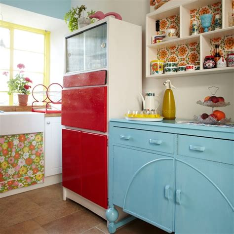 Vintage Kitchen Decor Uk New Vintage Style Tiles And Home Appliances By Swan