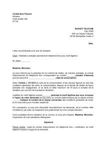 Exemple De Lettre De Demission Legitime Modele Lettre De Demission Legitime