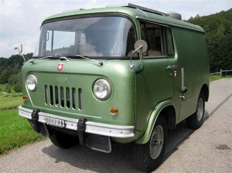 Jeep Van Non Volks Transport Pinterest Jeeps And Vans