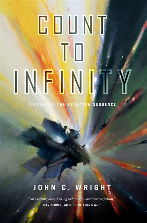 reviewer praise for count to infinity 187 c wright s