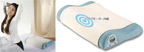 japan trend shop vibrating alarm clock pillow