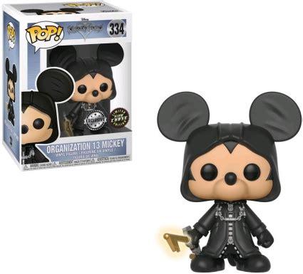 Funko Pop Disney Kingdom Hearts Pete Black White Exclusive funko pop kingdom hearts checklist set info gallery exclusives list