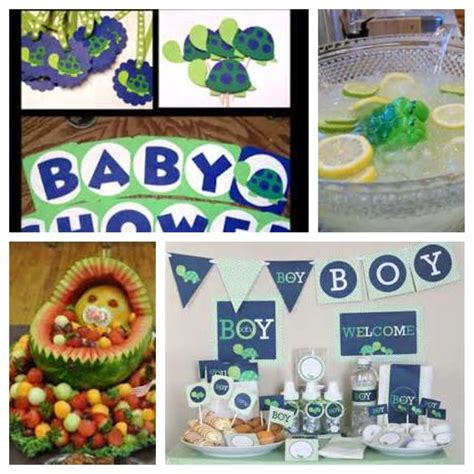 Turtles Baby Shower Theme by Turtle Baby Shower Theme Baby Shower Boy