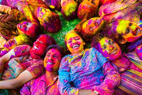 see pictures of holi in this colorful holi photo gallery