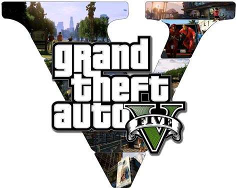 Gran Theft Auto 5 Logo by Buy Grand Theft Auto V Gta 5 Rockstar Social Club And
