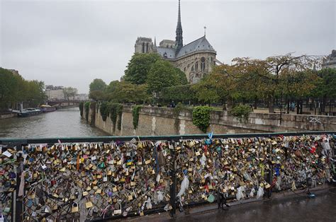 images of love lock bridge the love bridge of paris travels with two