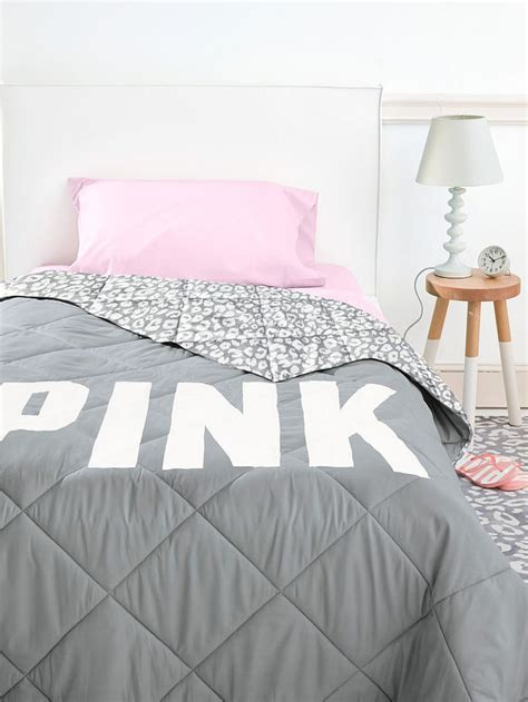 victoria secret pink bed set queen sh 348 763 sh 348 763 w49 grey leopard riviera