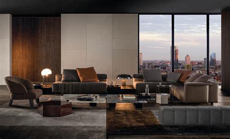 Modern Dining Room Sets canap 233 freeman lounge by minotti design rodolfo dordoni