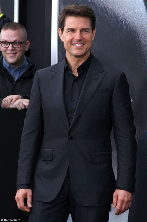 Tom Cruise Puts On A Budget by Tom Cruise Ankle On M I6 And Production Halted